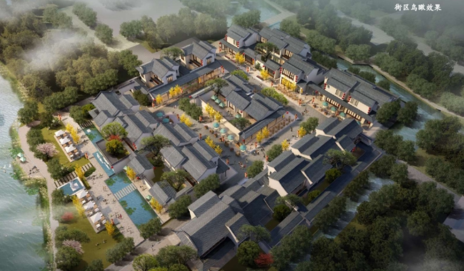主题小镇开发:产业集镇系列
