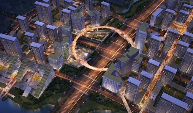 未来社区开发:未来之芯系列